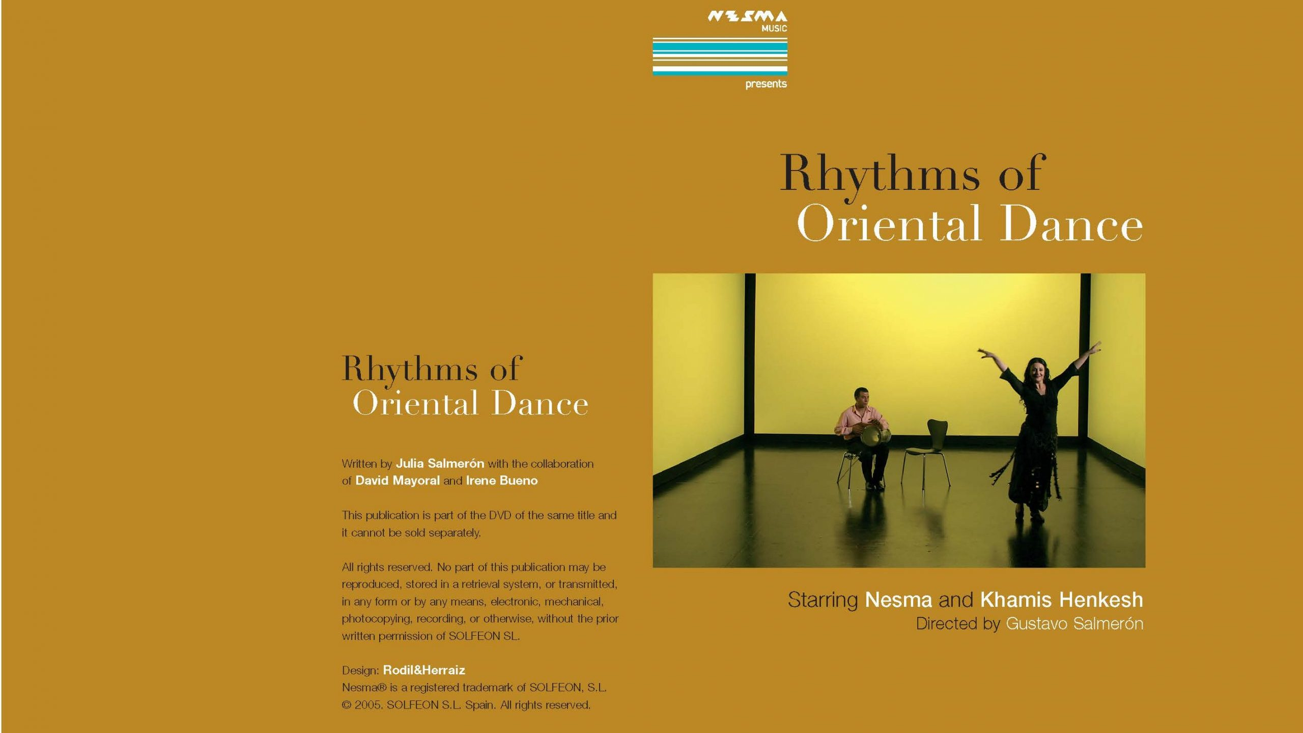 Rhythms of Oriental Dance Thumbnail