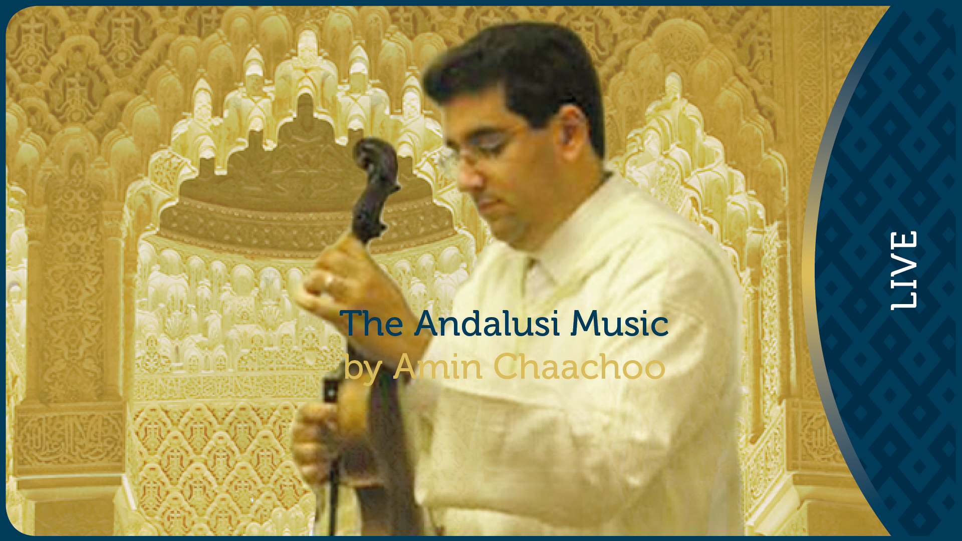 The Andalusi Music by Amin Chaachoo | 15