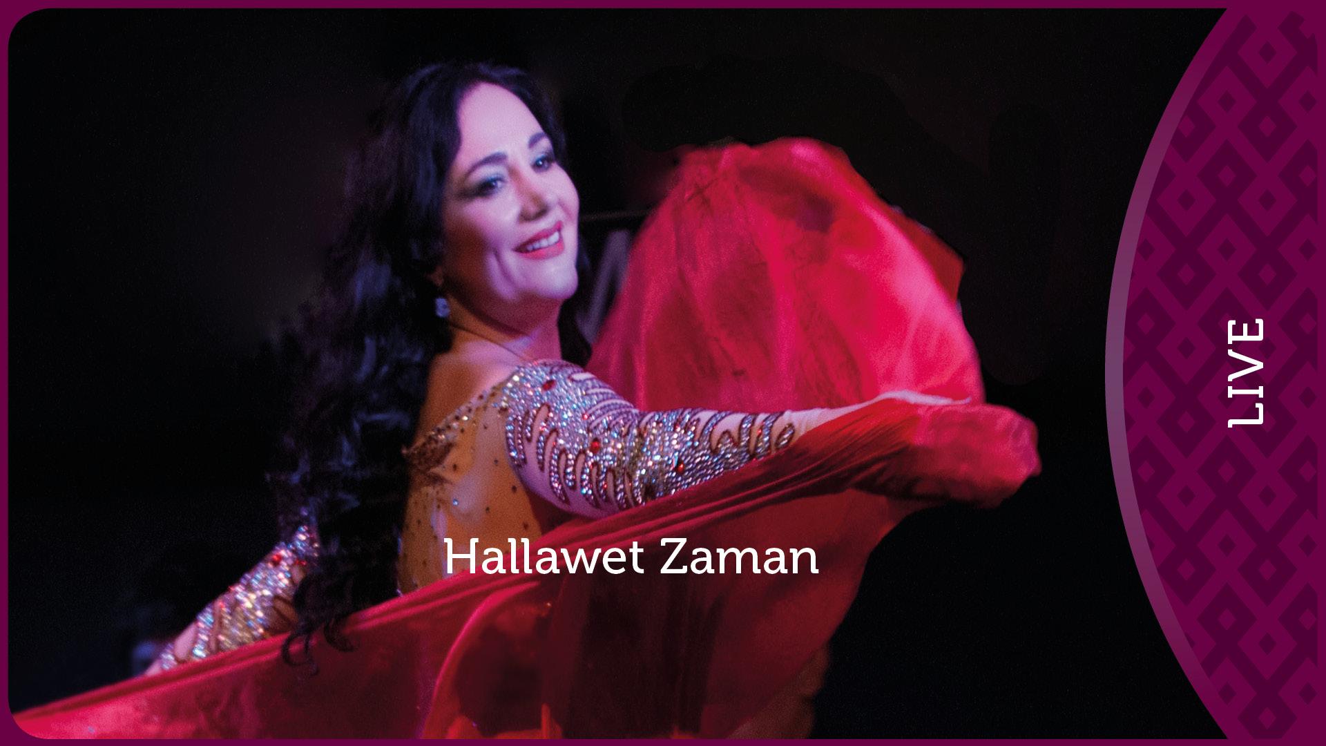 The Oriental Entrance - Hallawet Zaman Choreography  5