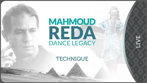 Mahmoud Reda Dance Legacy | Warming up 3 Thumbnail