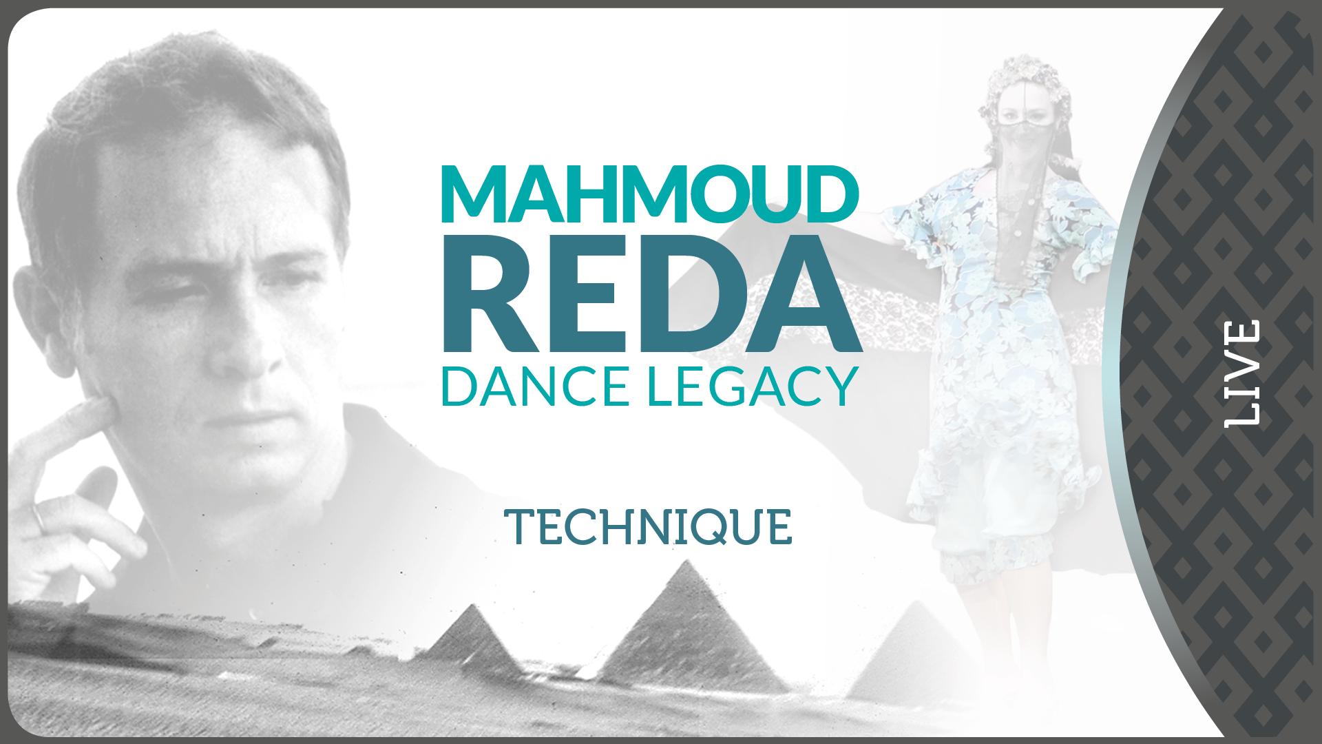 Mahmoud Reda Dance Legacy | Technique 9