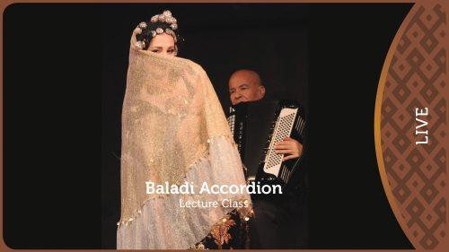 Baladi Accordion Lecture Class Part 1/2 Thumbnail