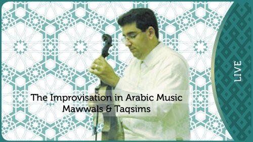 The Improvisation in Arabic Music by Amin Chaachoo 3/3 Thumbnail